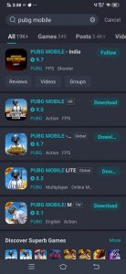 Pubg mobile from Tap Tap apk download