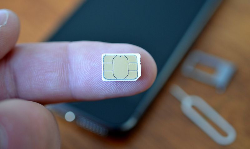 Sim Replacement