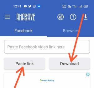 facebook story download